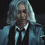 大泉洋、『東京喰種』で武器・クインケを持った