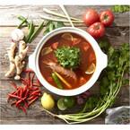 ラム肉やパクチー、ケールが食べ放題! 温野菜にトムヤムクン鍋が新登場