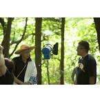 小栗旬の全力疾走に、橋本環奈が「速すぎ」抗議? 『銀魂』メイキング公開