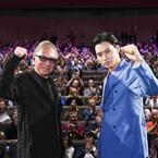 山崎賢人、スイスで『ジョジョ』お披露目に「感動」 現地で歓声浴びる