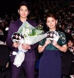 尾野真千子、夫婦役で共演した向井理は「これからも一緒にやりたいと思える」
