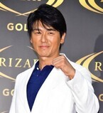 ゴルフ初心者の高橋克典、2カ月でスコア100切りに挑戦「絶対に切ります!」