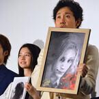大泉洋、石田スイのイラストに大喜びで遺影宣言! 『東京喰種』サプライズ