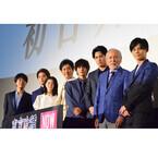 窪田正孝、鈴木伸之の全力すぎるコメントに笑顔 『東京喰種』愛を競う