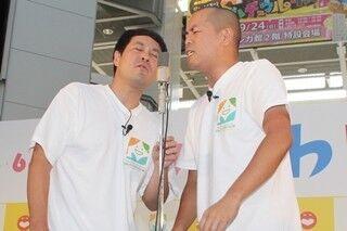 タカトシ、SMAP「夜空ノムコウ」ネタで爆笑さらう! 地元・北海道で存在感