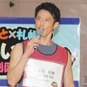 庄司智春、北海道で妻への愛叫ぶ「ミキティー!」- 体育会芸人が運動会