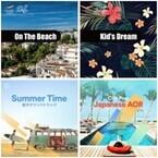 江ノ島海の家「J:COM Seaside Studio」、Spotifyとコラボ