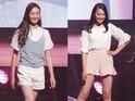 ミスセブンティーン2017、笑顔の初ランウェイ! 三吉彩花「脚が長い」と驚き