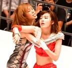 宮脇咲良、ガチプロレスで松井珠理奈らに敗れるも「今年1番の神イベント」