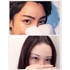 ざわちん、TAKAHIRO&武井咲のものまねメイク披露「ご結婚を祝して」