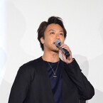 TAKAHIRO、結婚発表後初のイベント登場 - 祝福の声に笑顔