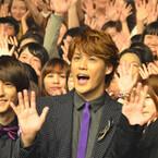宮野真守、若手俳優に囲まれ「意外と若くない」苦笑! 『髑髏城』大きな挑戦
