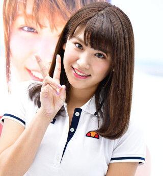 久松郁実が全編スポーツコスプレのDVD「セクシーなシーンもあります」