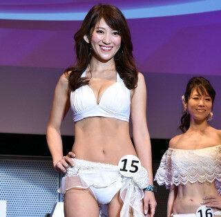 第8回国民的美魔女コンテスト、大阪府在住の41歳・村田優美さんがグランプリ