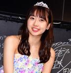 AKB48の木崎ゆりあ、8年間のアイドル人生「13歳から無我夢中に走れた」
