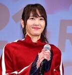 新垣結衣、石川佳純から「フォームがキレイ!」と評価されて「よかった」