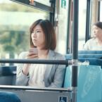藤ヶ谷太輔、バスの中でも王子様姿で女性を応援! アクネス王子で新CM