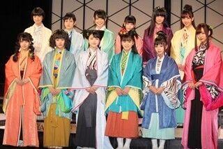 """乃木坂46・3期生、本格演劇で""""姫""""に「成長した姿を見せたい」"""