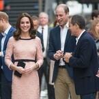ウィリアム王子&キャサリン妃の第3子、来年4月に誕生予定