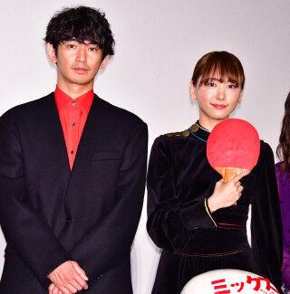 新垣結衣、瑛太の「マスコミ嫌い」発言をフォロー