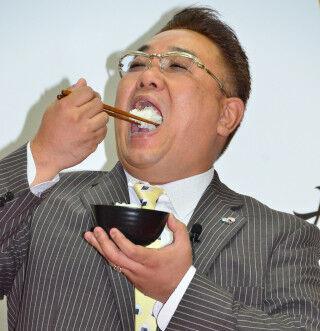 """サンド伊達「僕のお米です! いつかは""""みきお""""に」宮城県米「だて正夢」をPR"""