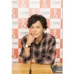 稲垣吾郎、ラジオ生放送特番に初挑戦! 12・17に『編集長 稲垣吾郎』SP決定