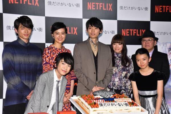 古川雄輝、リバイバルするなら? 巨大ケーキでサプライズ祝福も