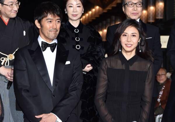 阿部寛、初共演の松嶋菜々子へ納得の「やっぱり超キレイだな」