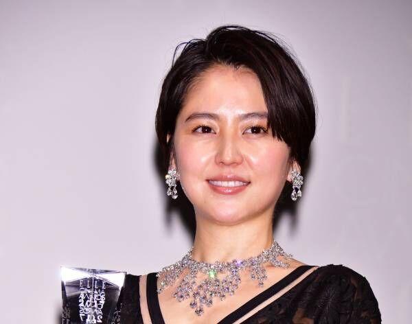 長澤まさみがベストアクトレス賞 - 映画漬けの1年「この仕事は孤独な作業」