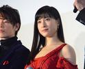 土屋太鳳、胸元見せの赤ミニスカドレスで健康美! 理想のデート語る