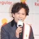 稲垣吾郎、報道陣に声援おねだり「キャーキャー言われて輝くタイプ」