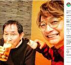 香取慎吾、欽ちゃんとの2ショット添え『仮装大賞』告知「お楽しみに!」