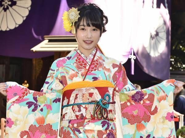 新成人の桜井日奈子、意外な一面を告白「酔いたくてたくさん飲んだ日も…」