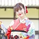【写真51枚】剛力彩芽、藤田ニコルらオスカー美女10人の晴れ着と2018年