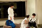 中村倫也、バスローブ姿で岡田将生の胸ぐらをつかむ! 緊迫の場面公開