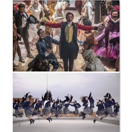 登美丘高校ダンス部、ハリウッド映画とコラボ! 制服で踊る主題歌PV完成