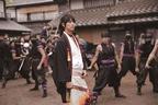 追い詰められる福士蒼汰、古川雄輝の戦闘態勢…『曇天に笑う』場面写真