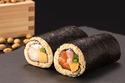 白米比で糖質90%オフ! 大豆米を使用した低糖質の海鮮恵方巻が発売