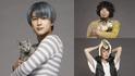 吉沢亮、青髪でロシアンブルーを擬人化 『猫は抱くもの』出演