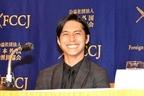 錦戸亮の英語スピーチに会場拍手! 写真WEB解禁で笑顔のフォトセッション