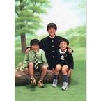 菅田将暉、中学入学時の学ラン姿! 貴重な3兄弟ショットを父がブログで公開