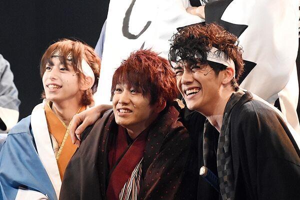 Da-iCE・花村想太、舞台初日に気合十分「最終日まで突っ走る」
