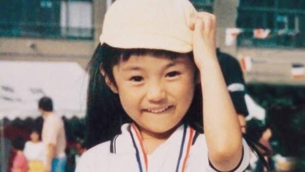 深田恭子、キュートな幼少期の秘蔵写真を初公開「こんなときあったなぁ」