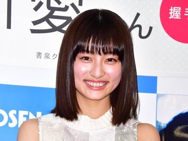 吉川愛、初めての写真集は「120点! 羽生結弦さんを超えました!」と自画自賛