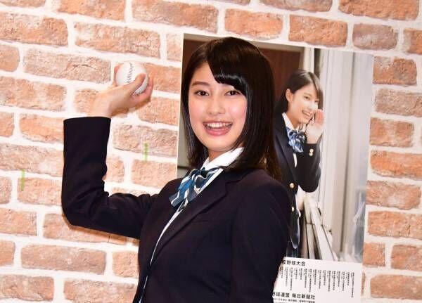 玉田志織、センバツ高校野球の応援イメージキャラクターに就任
