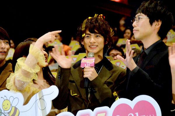 平野紫耀、平野歩夢選手と「似てると言われる」主演映画金メダル宣言