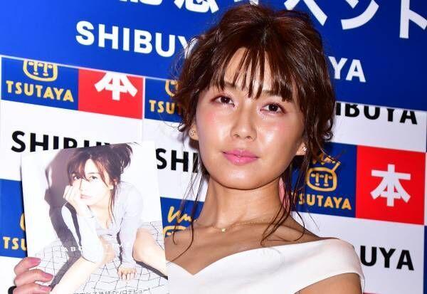 AAAの宇野実彩子「大人の女性の色気を感じて!」と最新写真集をアピール