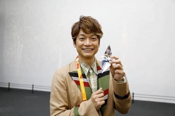 香取慎吾、東京の街を見て「明日頑張ろう!」と…東京への思い語る