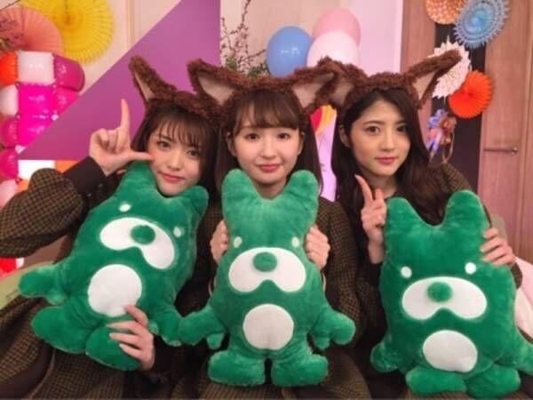 乃木坂46がブログ開設! 松村・井上・若月の3ショットに「可愛すぎ」の声