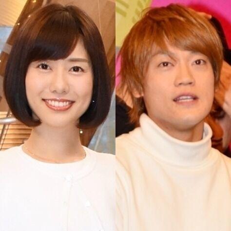 山崎アナ&おばたのお兄さん「笑顔の絶えない楽しい家庭を」連名でコメント